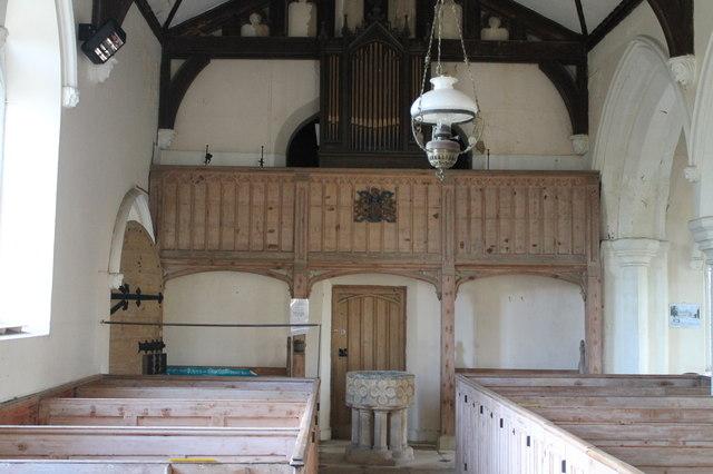 West End, St Peter's church, Raithby