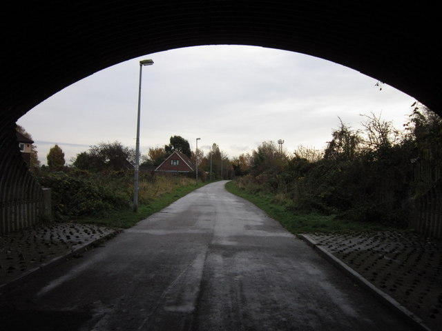 Marfleet Lane Bridge