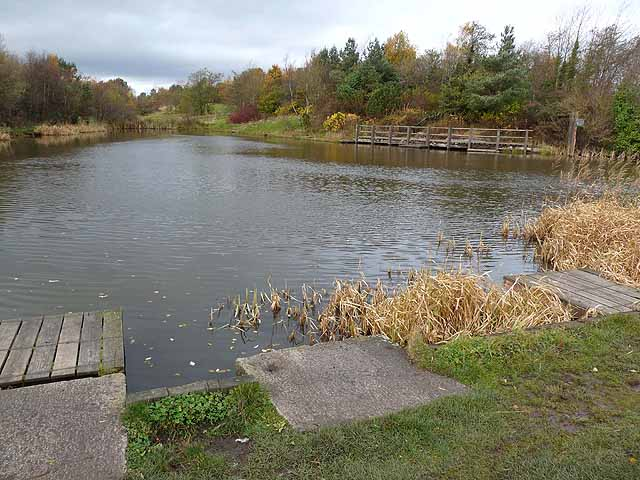Greencroft Pond