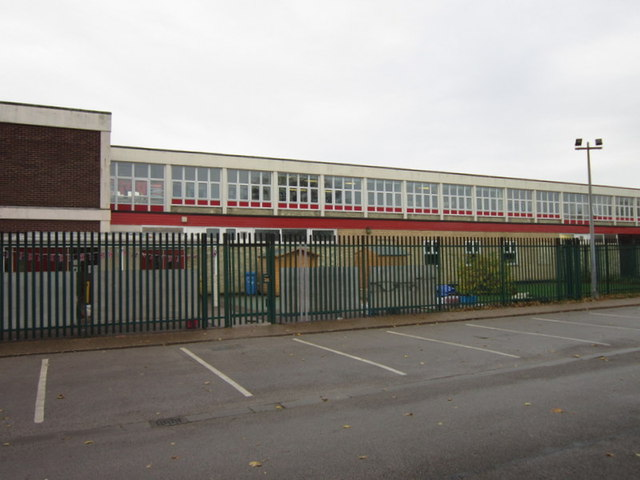 St Richard's School on Marfleet Lane, Hull