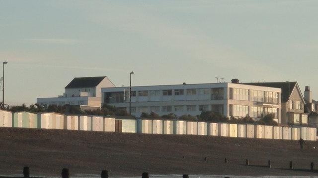 Beach Huts, Aldwick
