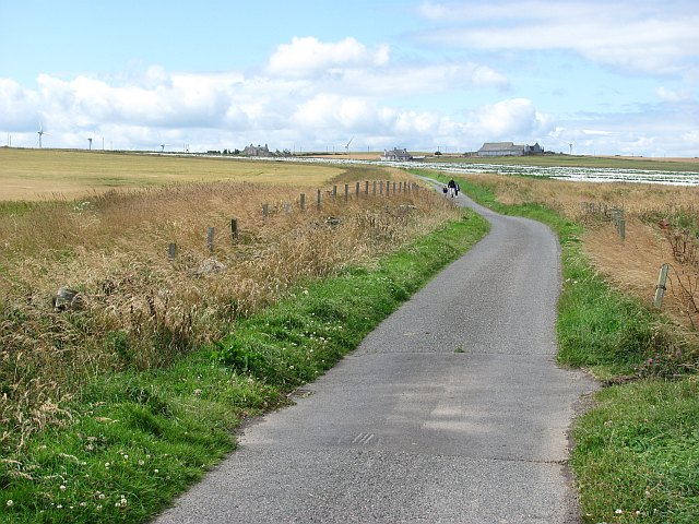 Minor road, Whitehills