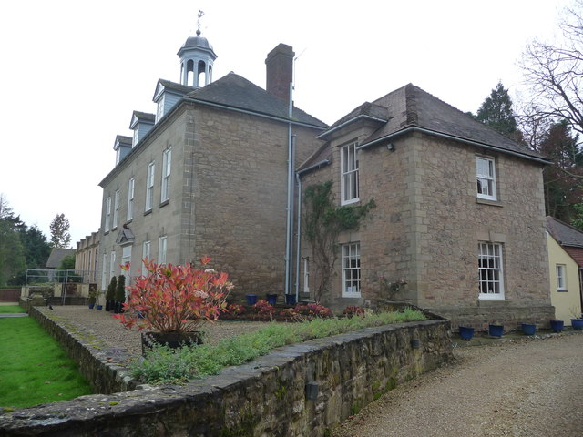 Lacon House, Cleobury Mortimer