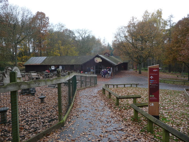 Wyre Forest Visitor Centre