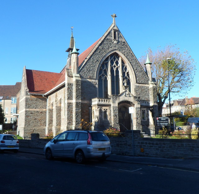 Methodist Church, Knowle, Bristol