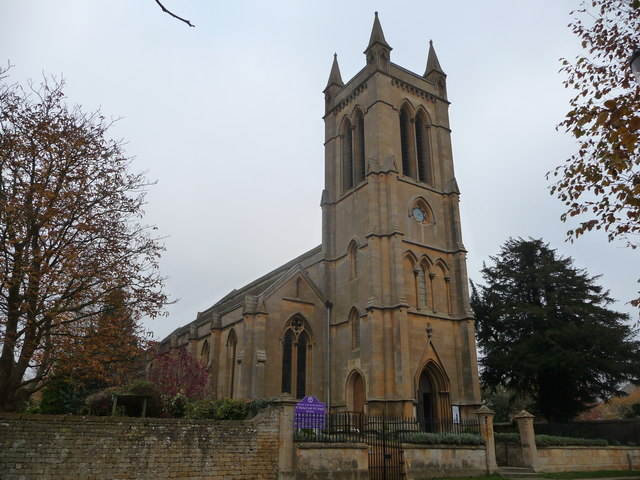 St. Michael & All Angels church, Broadway, Worcs.