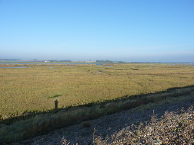 Lantern Marsh and Home Reach