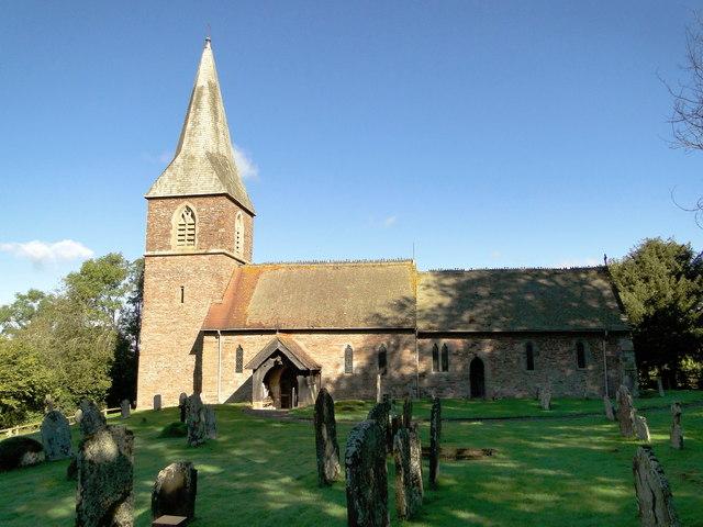 St Mary, Humber