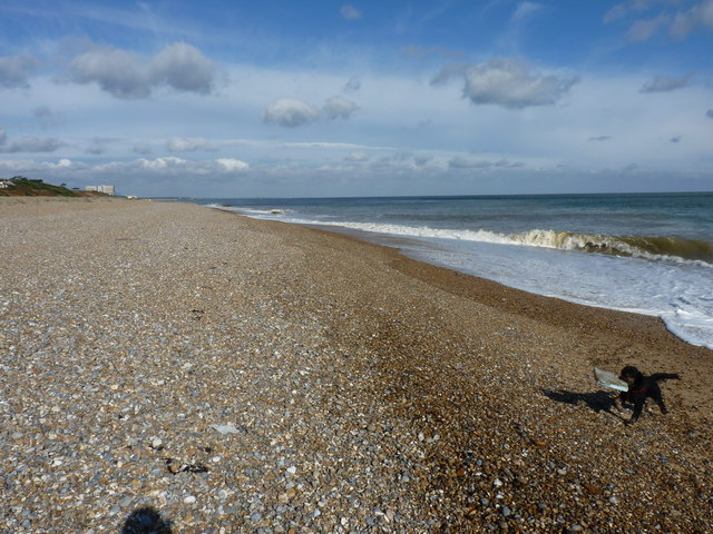 Thorpe Ness to Sizewell Beach