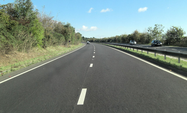 A30 south of Manor Farm
