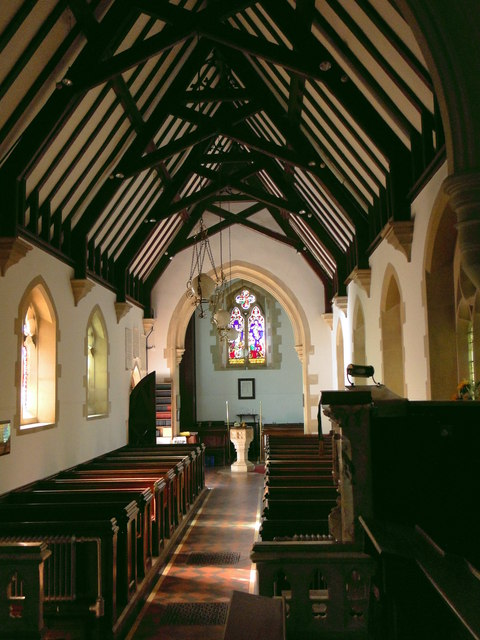 St Andrew, Bredenbury