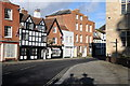 SO8932 : Church Street, Tewkesbury by Philip Halling