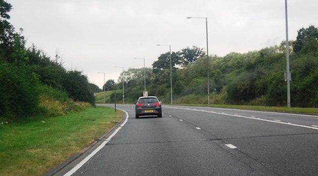 A176 to Basildon