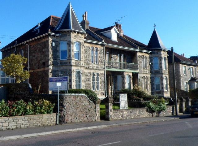 St Martin's Surgery, Knowle, Bristol