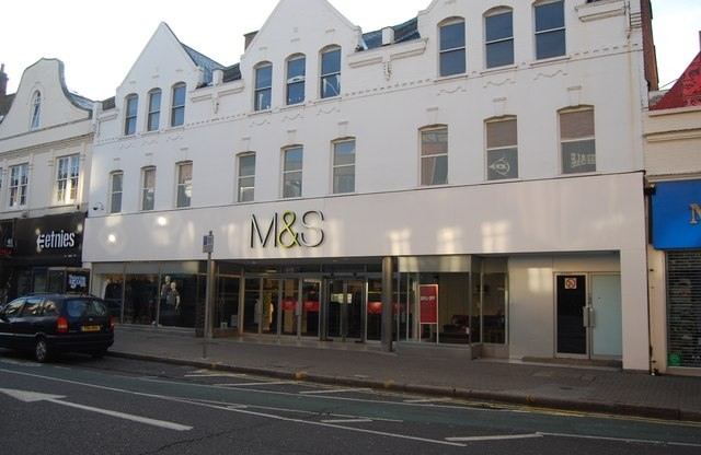M & S, Kingston