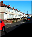 ST5970 : Friendship Road houses, Knowle, Bristol by Jaggery