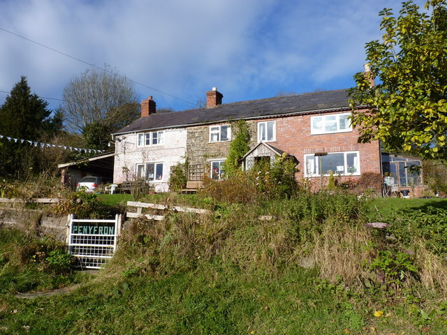 Penyfron cottages