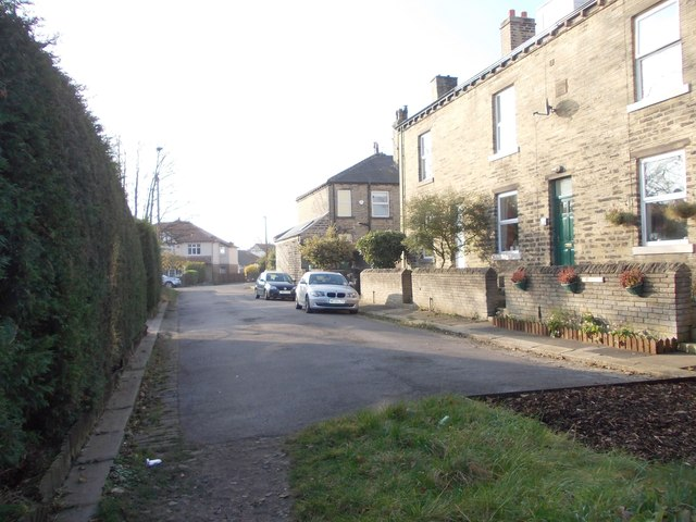 Trevelyan Street - Laverock Lane