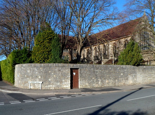 Former convent chapel, Knowle, Bristol