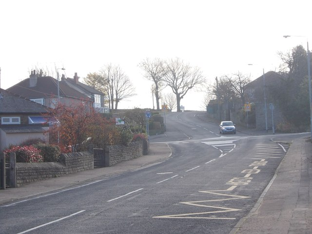 Finkil Street - viewed from Green Lane