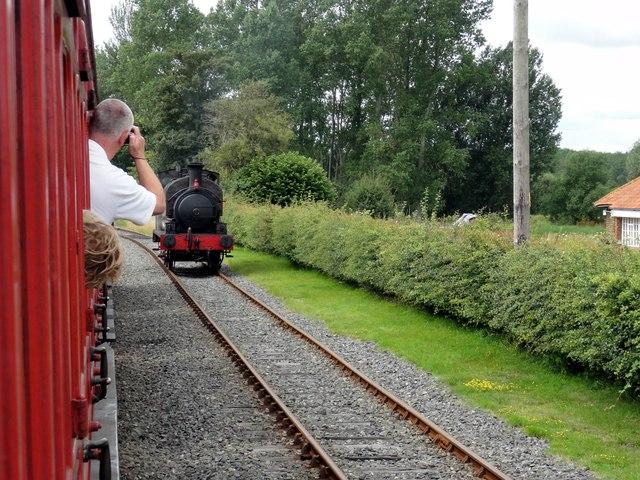 Bodiam, Kent & East Sussex Railway