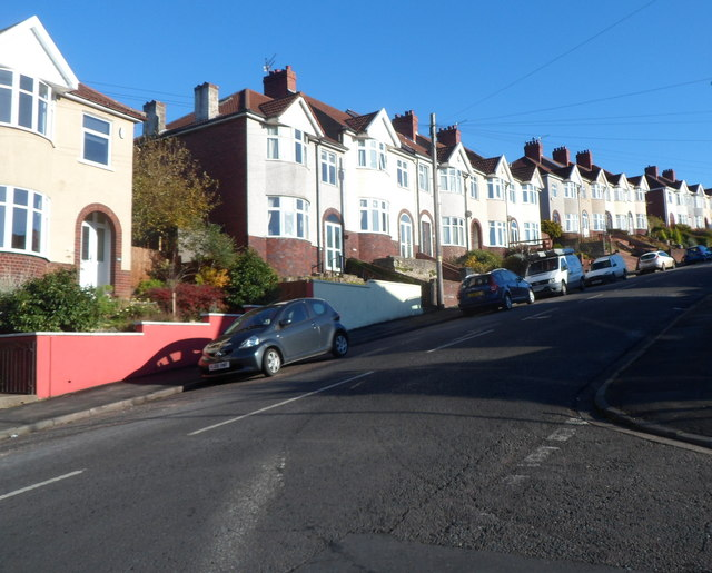 Hilly Redcatch Road, Knowle, Bristol