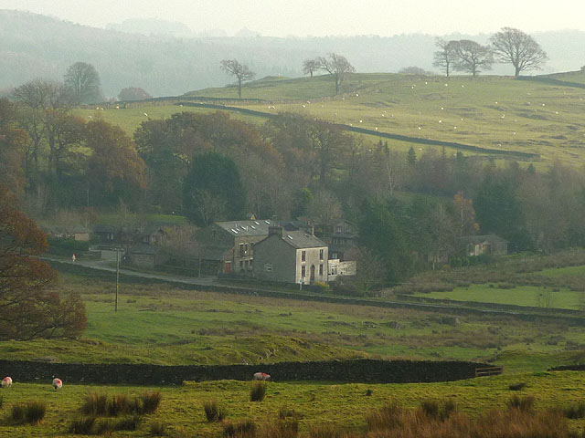 Pound Farm, Crook Road