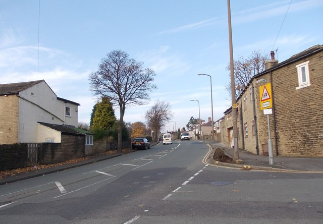 Halifax Road - viewed from Finkil Street