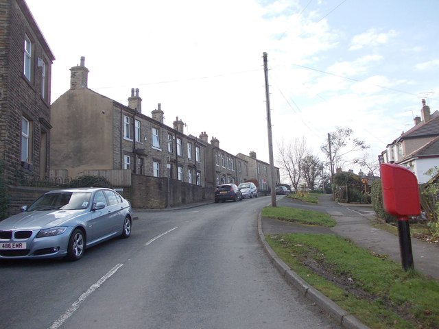 Half House Lane - Halifax Road
