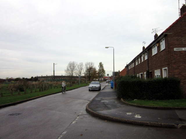 Stonebridge Avenue off Annandale Road, Hull