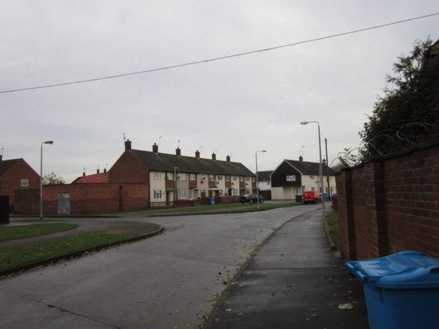 Stonebridge Avenue off Annandale Road, Hull