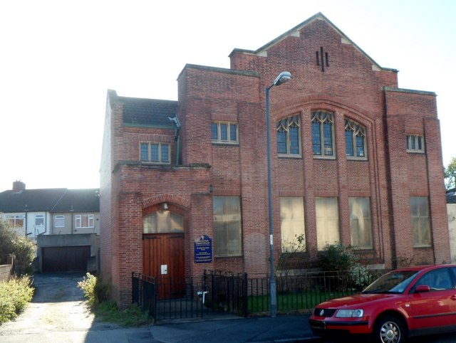 Victoria Park Baptist Church, Bristol
