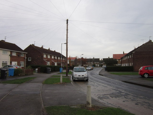Bainbridge Avenue, Great Field Estate