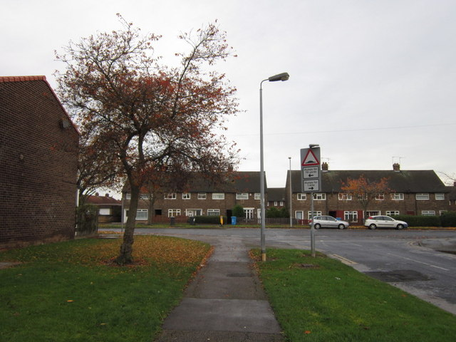 Bainbridge Avenue at Annandale Road, Hull