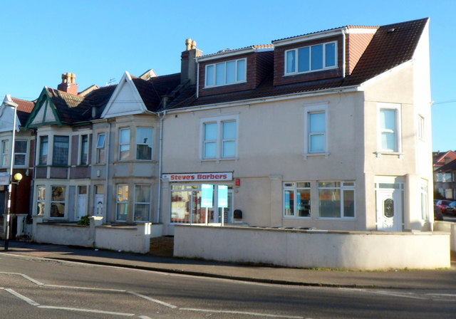 Steve's Barbers, St John's Lane, Bristol