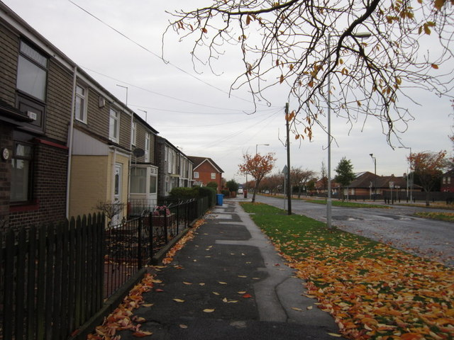 Annandale Road, Greatfield Estate