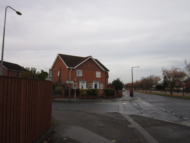 Annandale Road at Wingfield Road