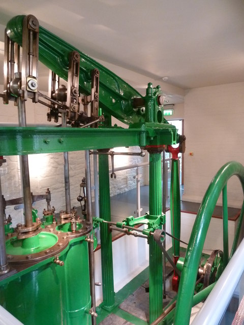 Somerset County museum - beam engine
