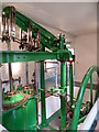 ST2224 : Somerset County museum - beam engine by Chris Allen