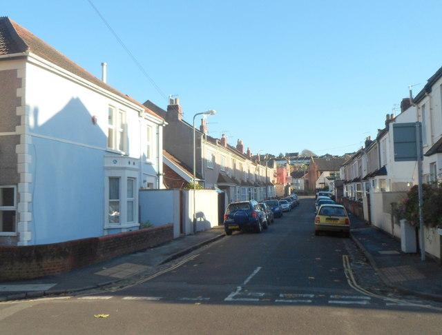 Newport Street, Bristol