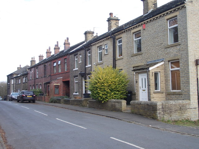Hill Top - St Giles Road
