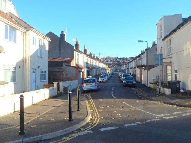 Margate Street, Bristol
