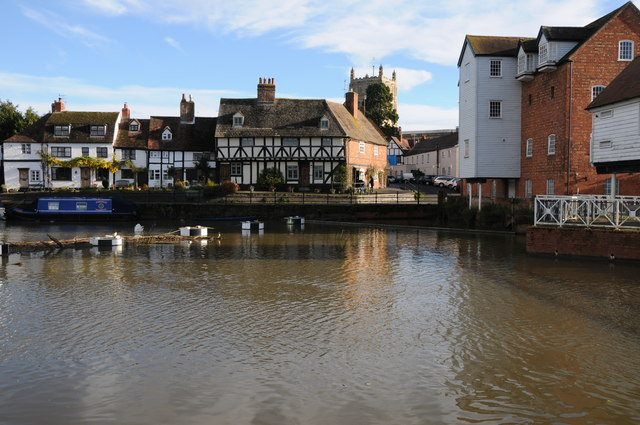 The Calendar view of Tewkesbury