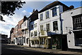 SO8932 : Premises on Church Street, Tewkesbury by Philip Halling