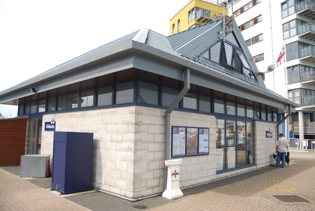 Sovereign Harbour Lifeboat Station