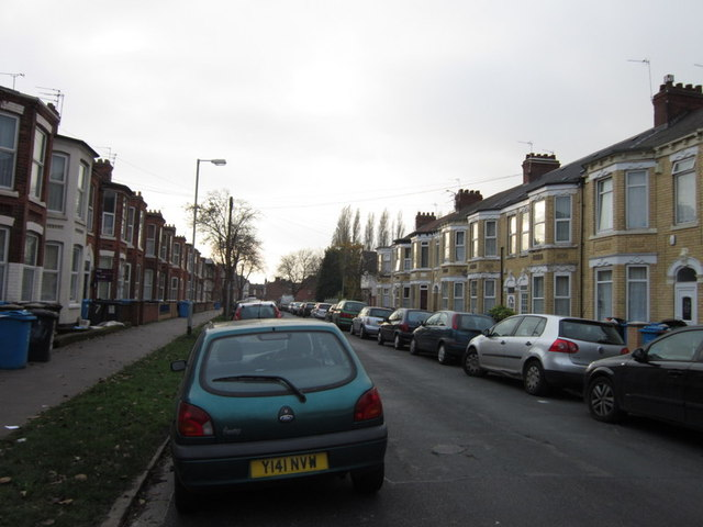 Ash Grove off Beverley Road, Hull