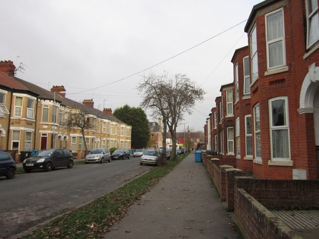 Ash Grove off Beverley Road, Hull