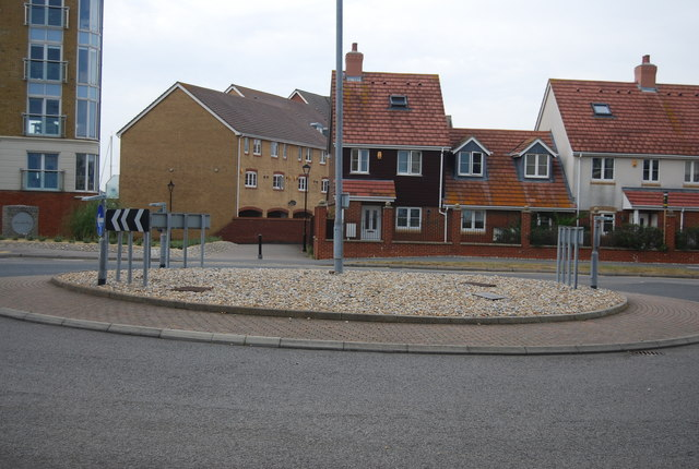 Roundabout, Sovereign Harbour