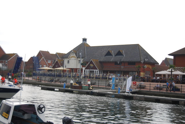 Harvester, Sovereign Harbour