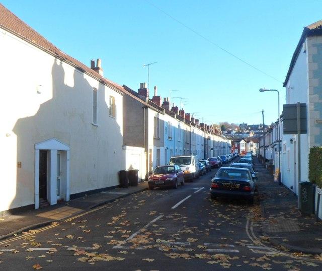 Maidstone Street, Bristol